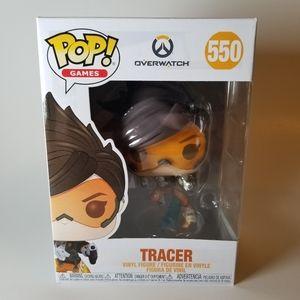 Funko Pop Overwatch Tracer #550